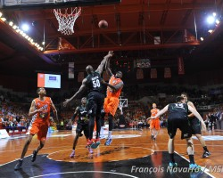 MSB - Asvel : 1/4 finale belle Playoffs 2015