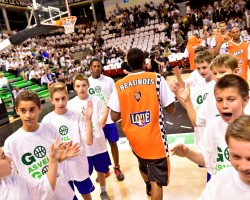 Asvel - MSB : 1/4 finale retour Playoffs 2015