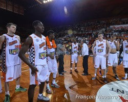 MSB - Strasbourg : 1/2 finale match 3 Playoffs 2015