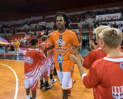 MSB - Cholet : Coupe De France 1/16 Finale 2016-2017