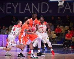 MSB vs Cholet : Leaders Cup 1/4 Finales 2018