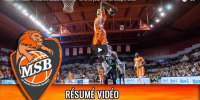 Résumé Jeep Elite 2017/2018 J27 MSB vs ASVEL