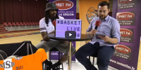 Basket Live épisode 6 - Mykal Riley