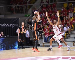 Strasbourg vs MSB : Jeep Elite - 1/2 Finale #5 Playoffs 2018