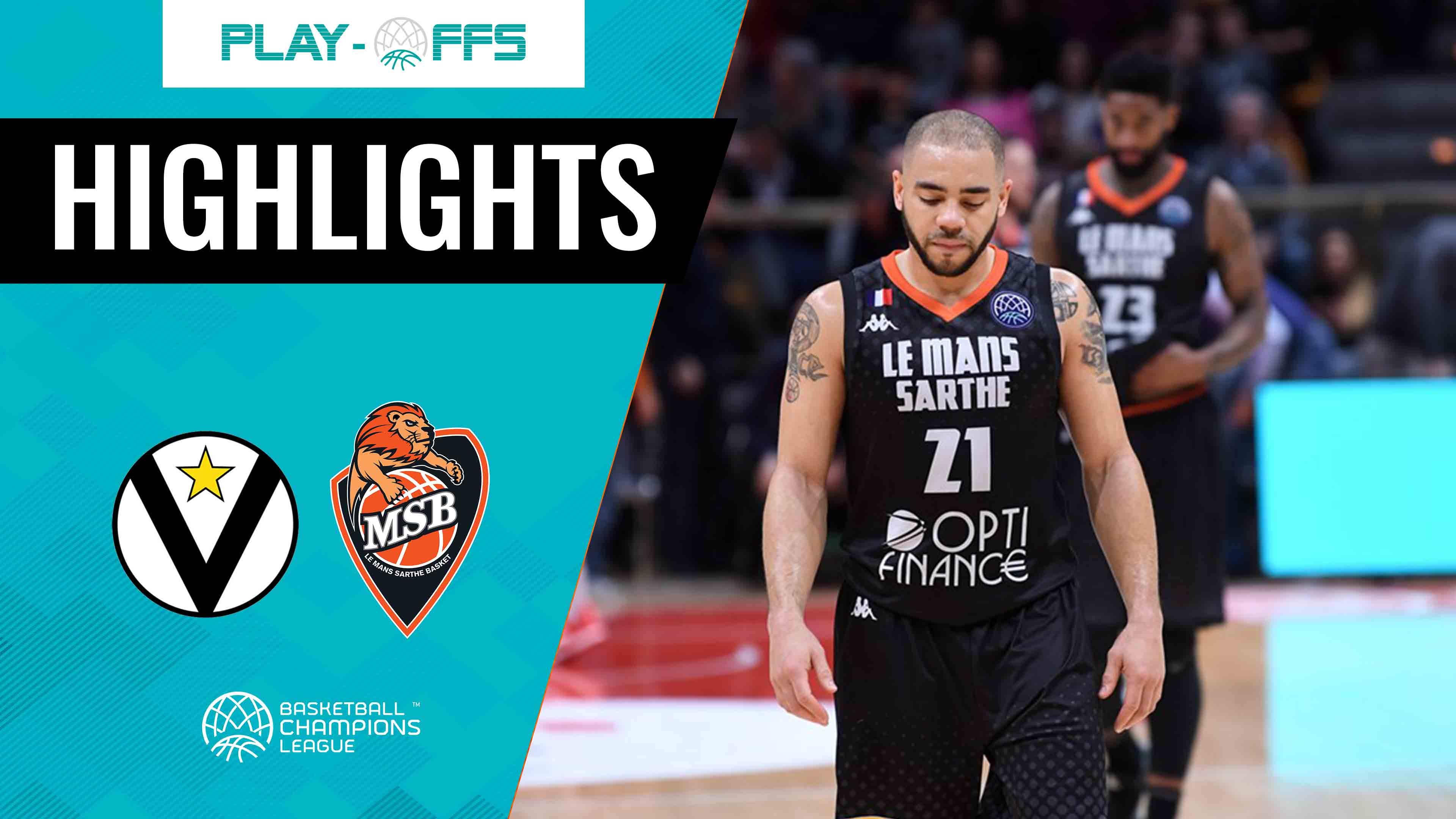 Bologne vs. MSB | Highlights