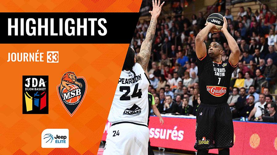 Dijon vs. MSB   Highlights