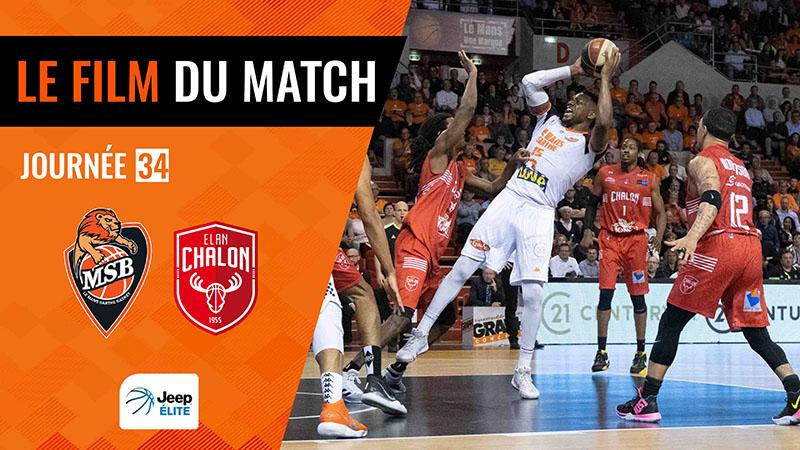 MSB vs. Chalon-sur-Saône | Le film du match