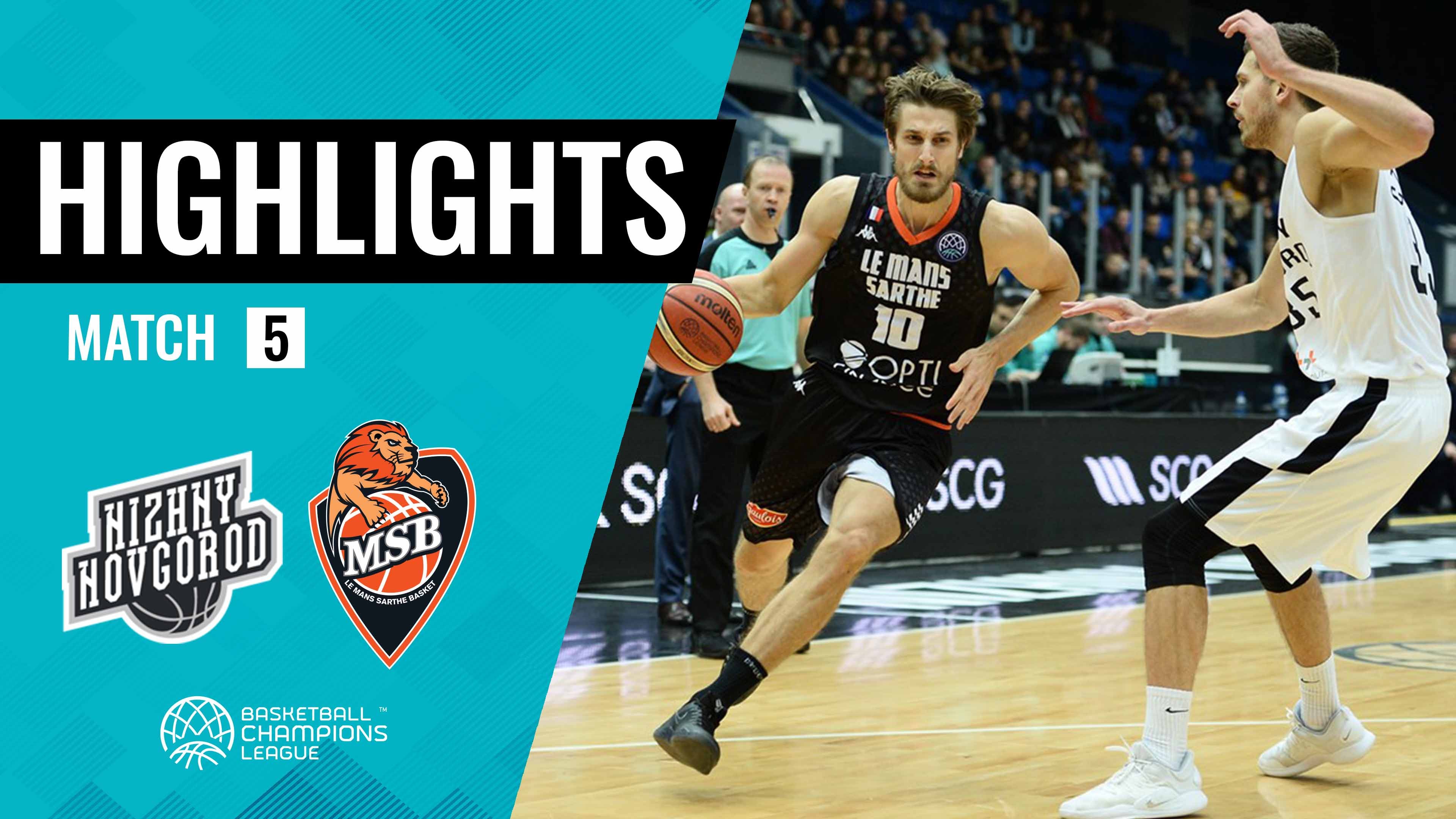 Highlights NIZHNY NOVGOROD - MSB
