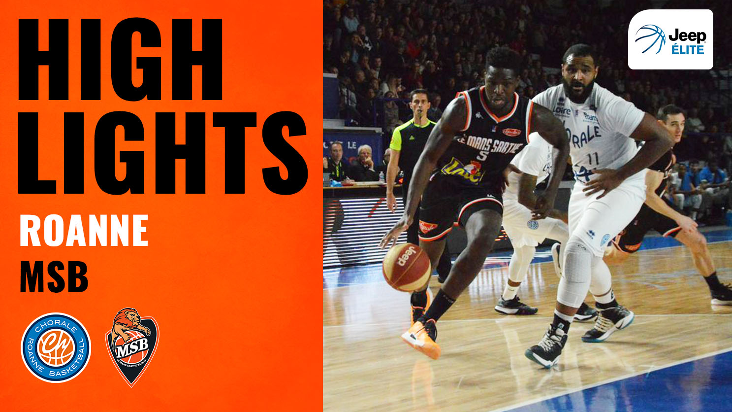 Roanne - MSB | Highlights