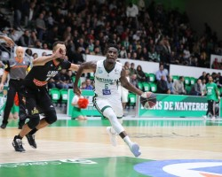 Nanterre vs MSB : Jeep Elite - 7eme journée 2018-2019