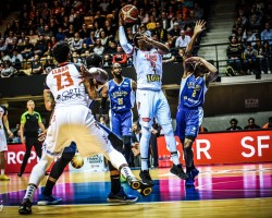 MSB vs Levallois : Coupe de France - Demi-finale