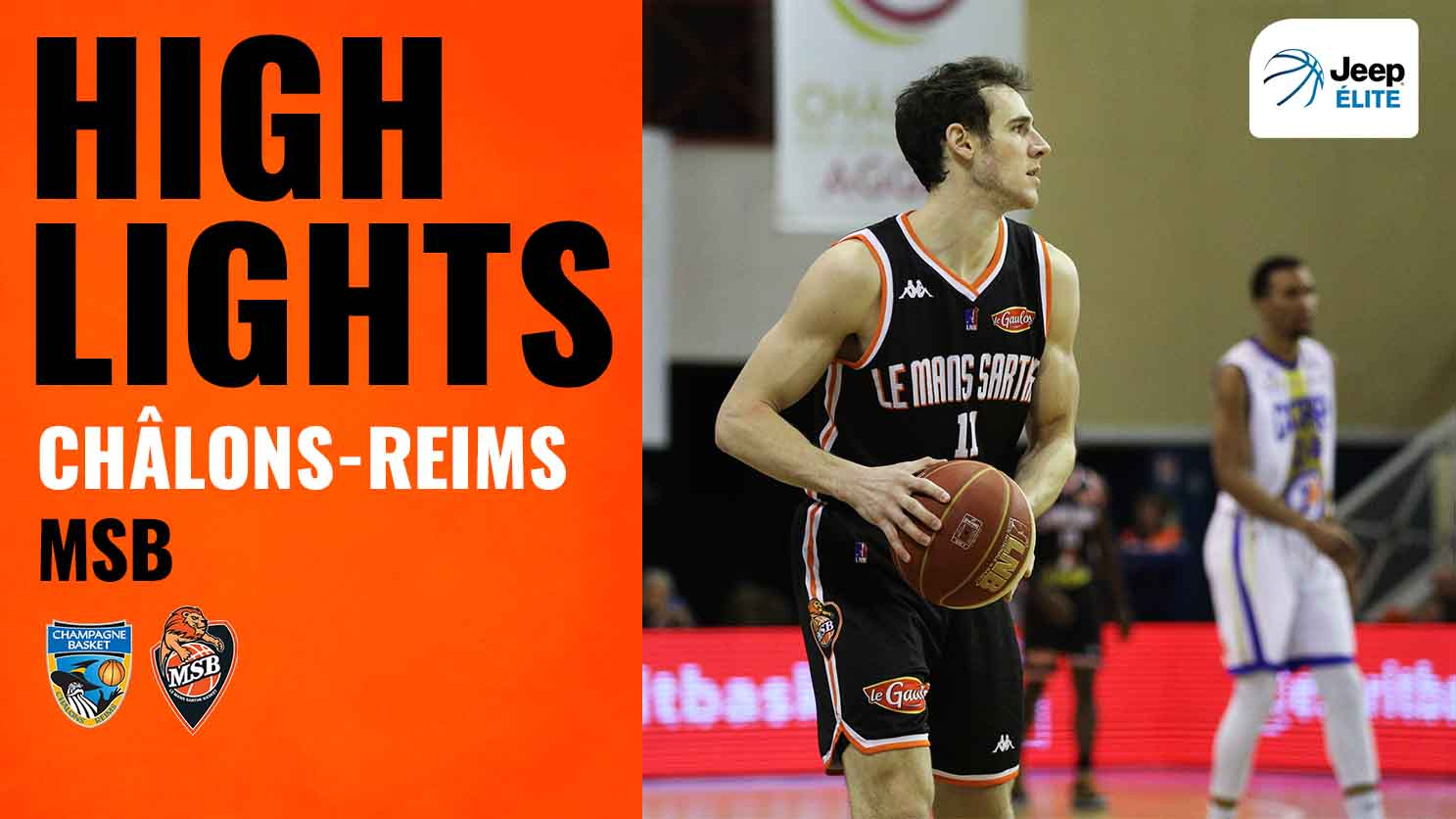 Châlons-Reims - MSB | Highlights