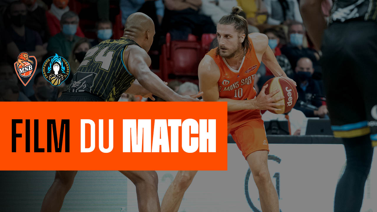 LE FILM DU MATCH | MSB vs CHÂLONS-REIMS