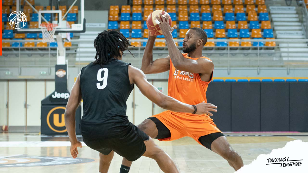 MATCH AMICAL | ORLÉANS VS. MSB
