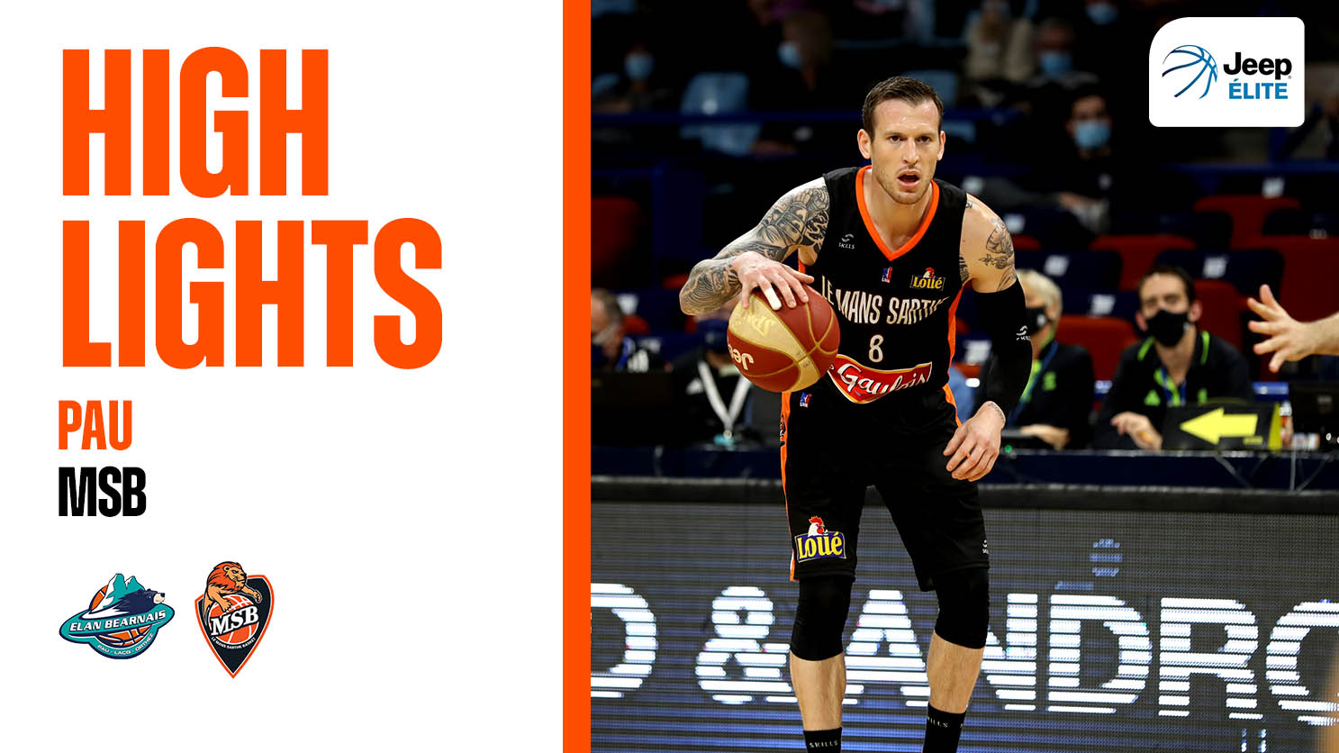 Highlights | Pau - MSB