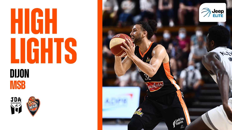Highlights Dijon - MSB