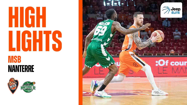 Highlights : MSB - Nanterre