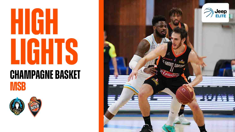 Highlights | Champagne Basket - MSB